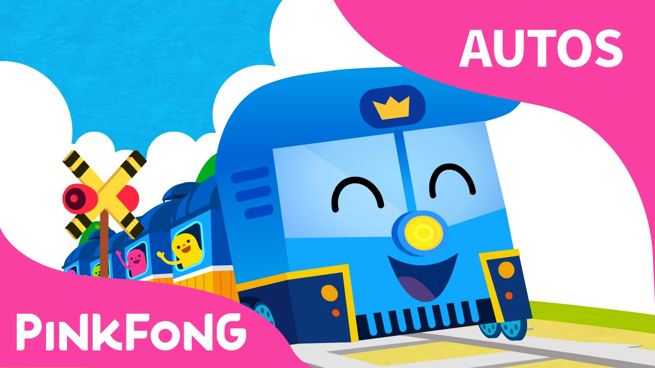 Tren autos pinkfong canciones infantiles youtube - Watch cars 3 online free dailymotion ...