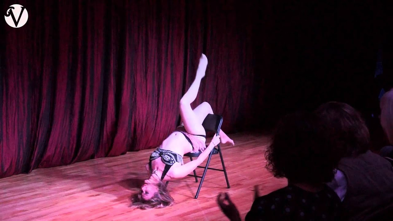 on chair dance human touch zero gravity eliza performs a aka broken foot
