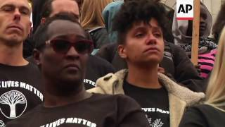 Wash. Teachers Wear 'Black Lives Matter' Shirts