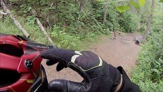 Gopro: Alain Abiera - Bobsled Trail Edmonton 6.14.15 - Bike