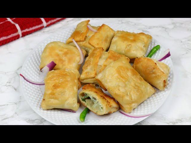 মাত্র ১ কাপ ময়দা দিয়ে ৭ টা মিনি মোগলাই পরোটা | Moglai Porota Recipe | Mughlai Paratha | Mini Moghlai