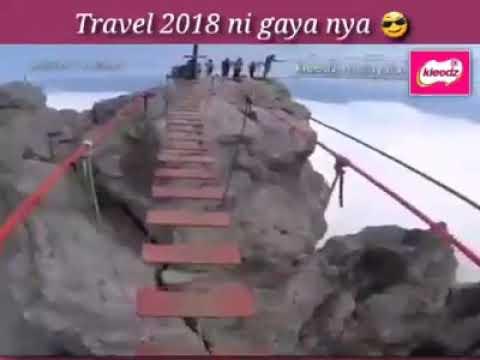 Download Travel 2018... korang berani cuba ?😆😀