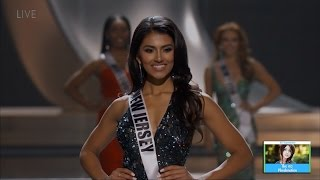 Miss USA 2017 Top 5 Contestants Revealed | LIVE 5-14-17