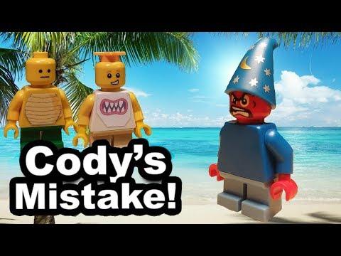 SML Lego: Cody's Mistake!