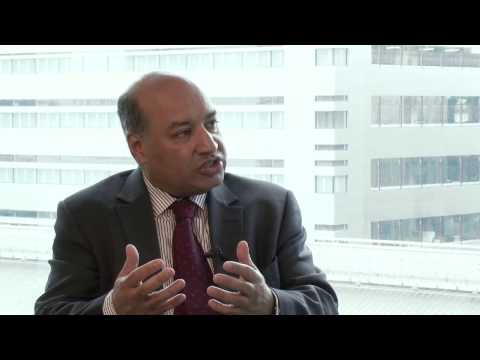 Interview with Suma Chakrabarti -- President of the EBRD
