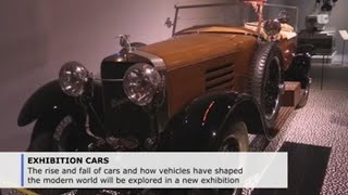 Exhibition explores 130 year history of cars