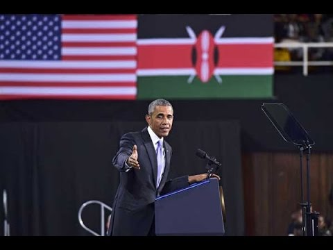 Obama in Kenya: President Barack Obama
