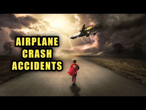 Compilation of Viral Airplane Crash Accidents