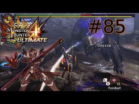 "Monster Hunter 4 Ultimate - Part #85 ""Crazy Stupid Love"""