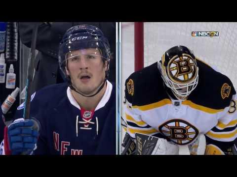 Oct.26/2016   Boston Bruins -  New York Rangers