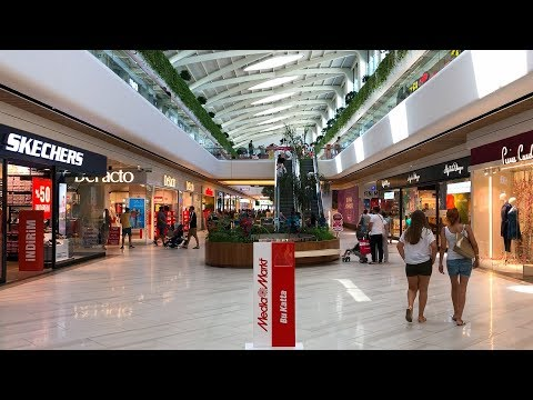 Antalya Shopping Malls - TerraCity, Mall of Antalya, Deepo Outlet Center