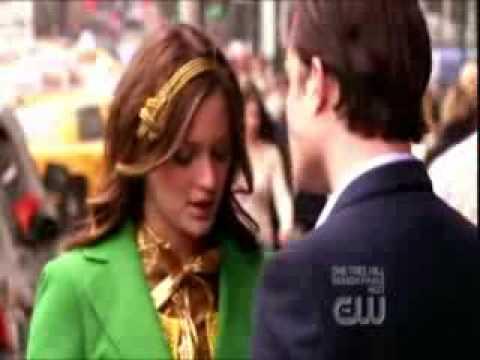 GOSSIP GIRL (2x25) - Chuck & Blair perfect ending [HQ]