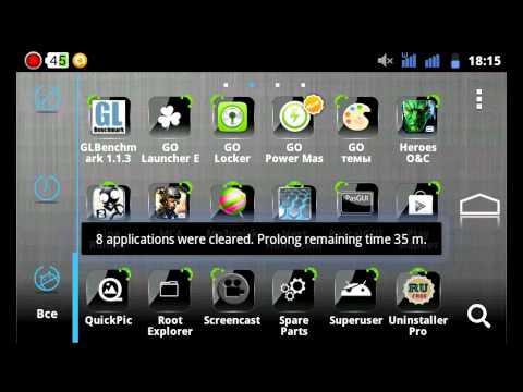 Запуск Ubuntu на Android (u8800pro)