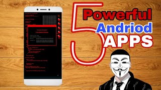TOP 5 AWESOME ANDROID APPS- 2019 I Most Useful Android Apps You have to know   Best Andriod APPS