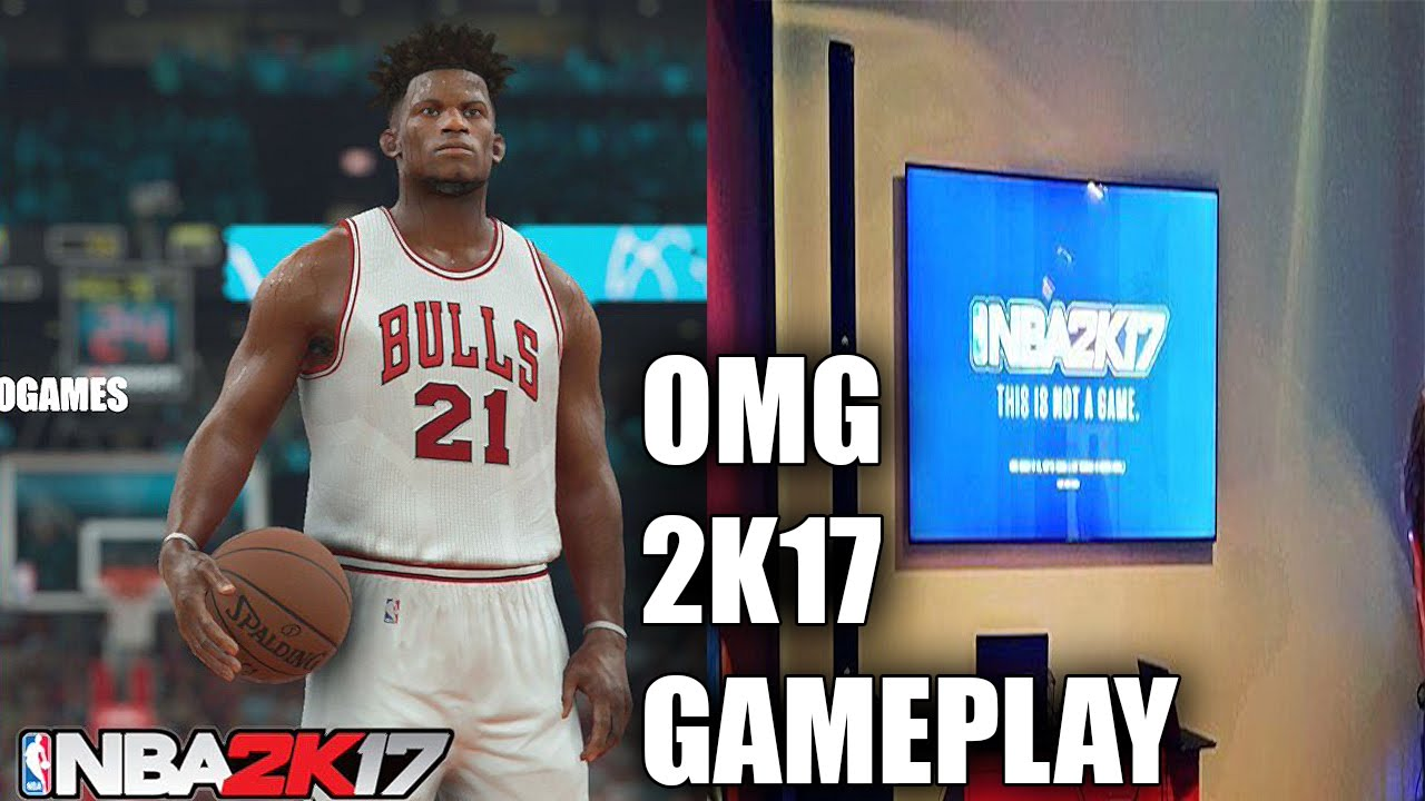 NBA 2K17 News and Updates