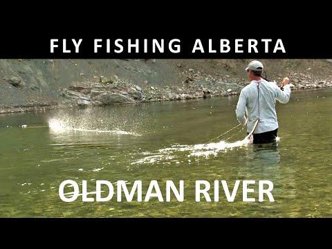 Fly Fishing Alberta Canada Oldman River - Trailer For Full Show On Amazon Video Season 2
