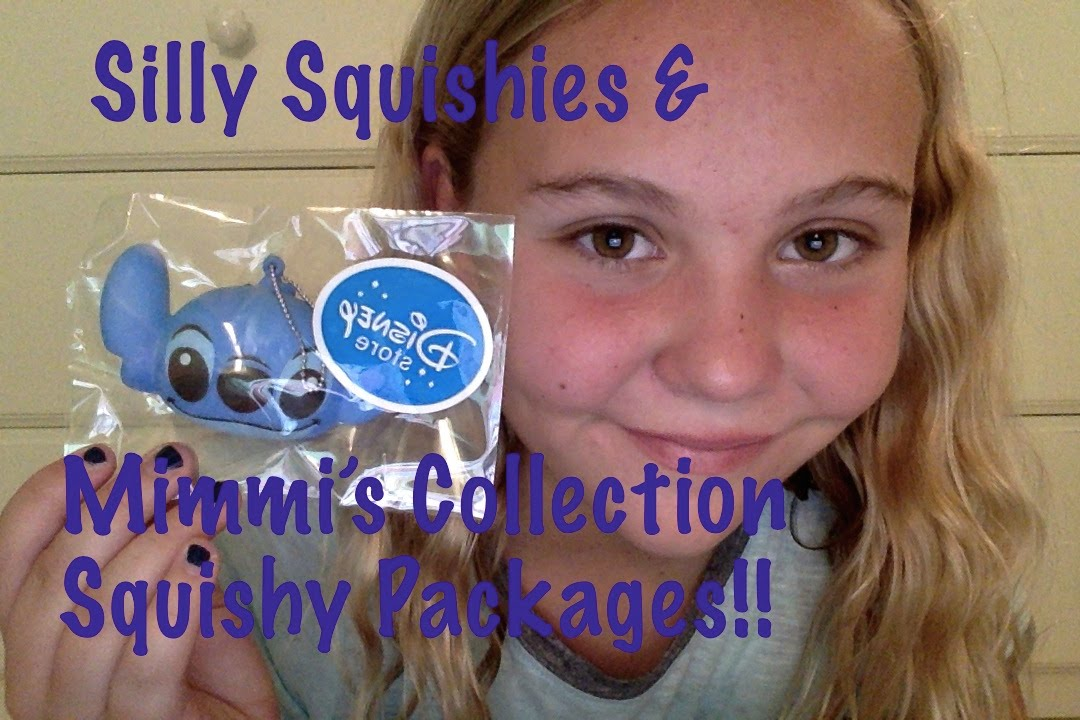 Silly Squishies Squishy Collection : 2 SQUISHY PACKAGES! Storenvy and Silly Squishies - YouTube