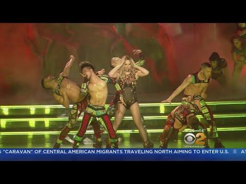 Britney's Back In Vegas