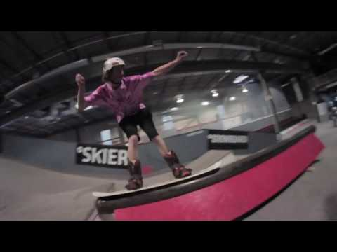 AXIS Freestyle: Indoor Ski & Snowboard Training Park