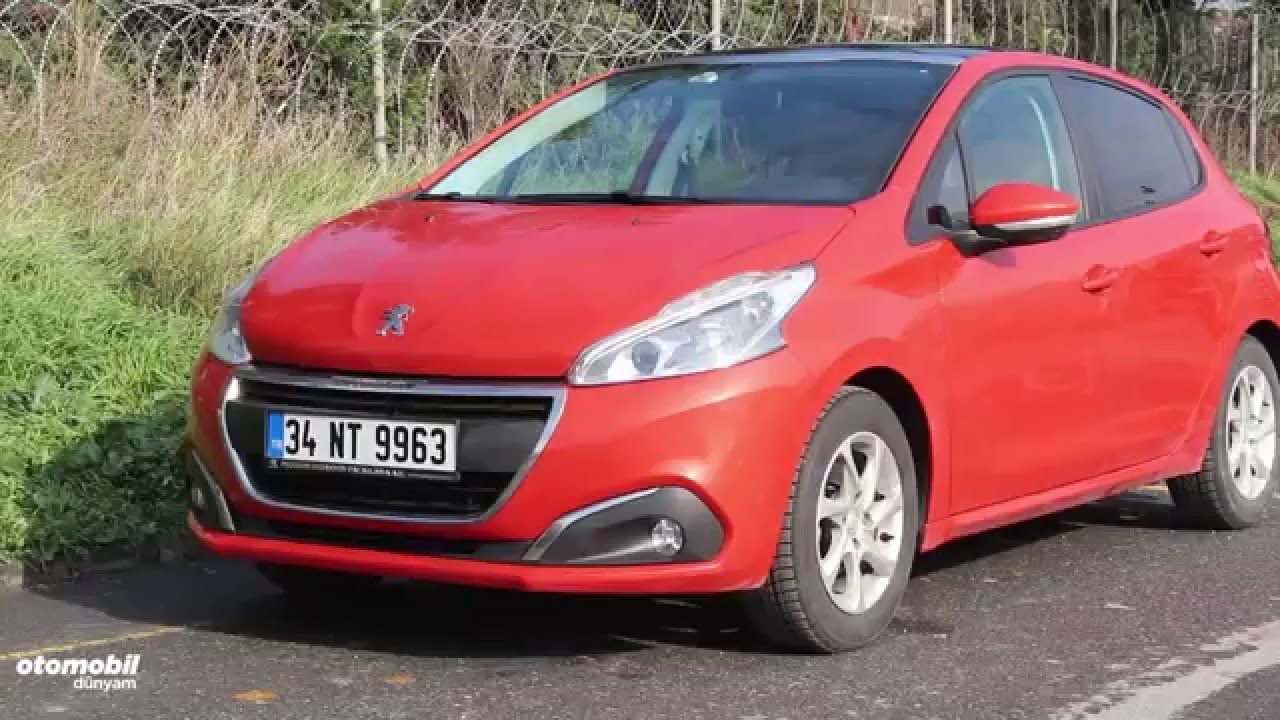 Test - Peugeot 208 1.2 Otomatik