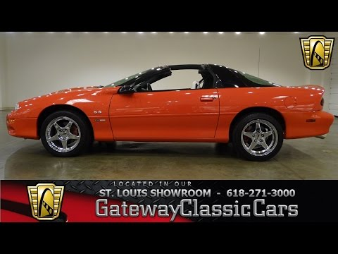 1999 Chevrolet Camaro SS for sale at Gateway Classic Cars STL