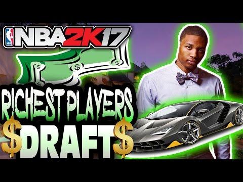 richest-players-draft!-nba-2k17-squad-builder