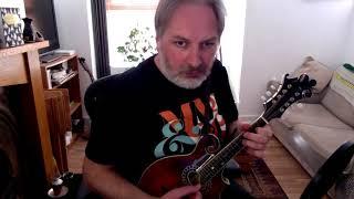 Saddle The Pony (jig) on mandolin