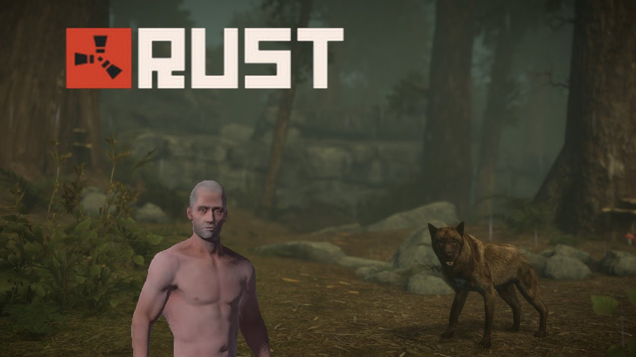 Rust Experimental Mike Keeps Laughing Youtube