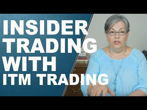 Insider Trading with ITM Trading's Lynette Zang
