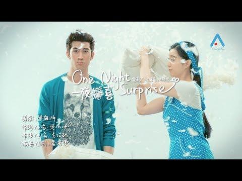 李治廷 范冰冰《一夜驚喜》官方版MV (Official Music Video)