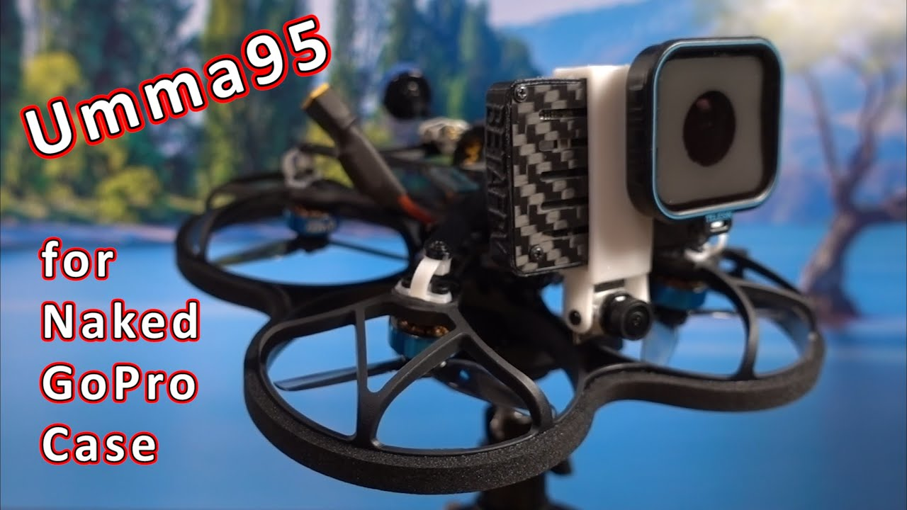 Micro CineWhoop + Naked GoPro = Planos Imposibles