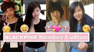 Gambar cover BLACKPINK Members First Audition (Pre-Debut)