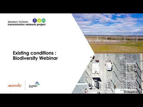 WVTNP webinar - Biodiversity 21 September 2021