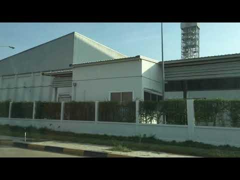 Highest factory in Cambodia at Phnom Penh special economic zone
