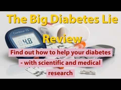 The Big Diabetes Lie | Cure your diabetes forever with this proven guide thumbnail