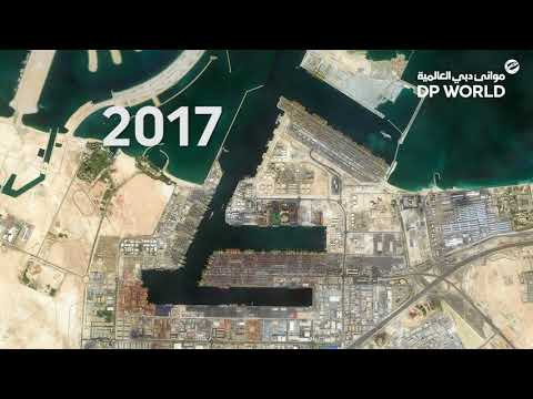 Jebel Ali Port: Where we've come, where we're going