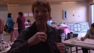 OPEN SKY FESTIVAL 2011 - Silk Painting w/ Diane Nelson