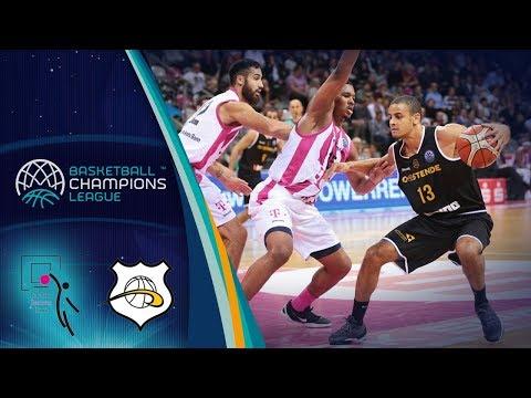 Telekom Baskets Bonn v Oostende - Highlights - Basketball Champions League 2018