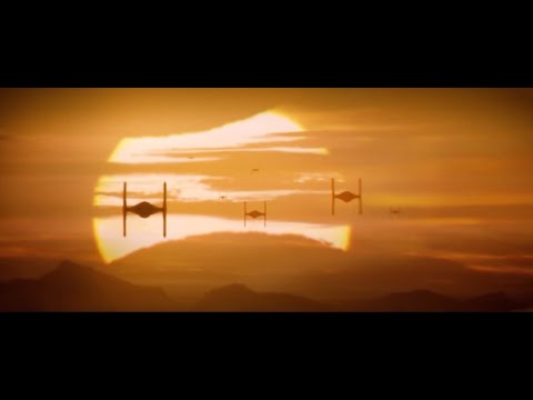 Star Wars Force Awakens  Ride of the Valkyries Apocalypse Now Fan Edit Trailer