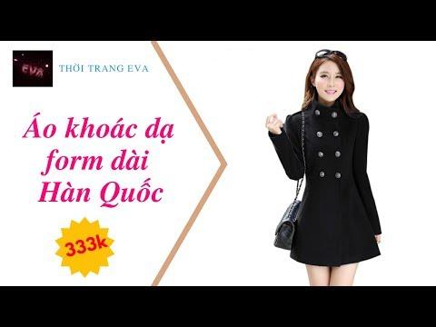 Áo Khoác Dạ Dáng Dài Hàn Quốc Tại Tp HCM Giảm 39%