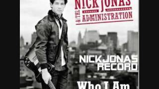 Nick Jonas & The Administration - Stronger (Back On The Ground) (with Lyrics) HQ