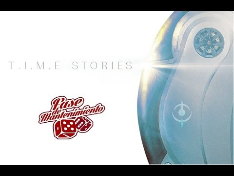 T.I.M.E. Stories - Space Cowboys (Asmodee) — Videoreseña (con y sin spoilers)