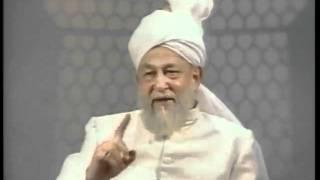 Liqa Ma'al Arab 8th August 1996 Question/Answer English/Arabic Islam Ahmadiyya
