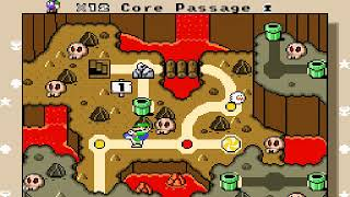 Luigi and the Island of Mystery - Luigi and the Island of Mystery: Gameplay 3 (SNES)  - Vizzed.com GamePlay (rom hack) - User video