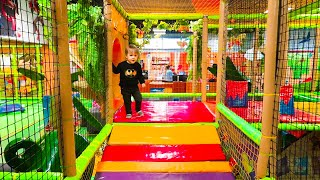 Fun Indoor Playground for Kids and Family