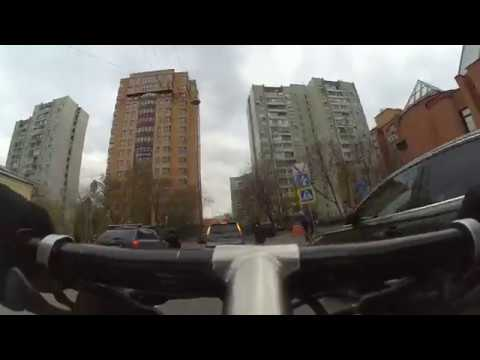 Moscow courier #1 POV
