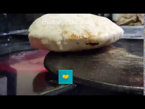 How to make Roti on an Electric Stove