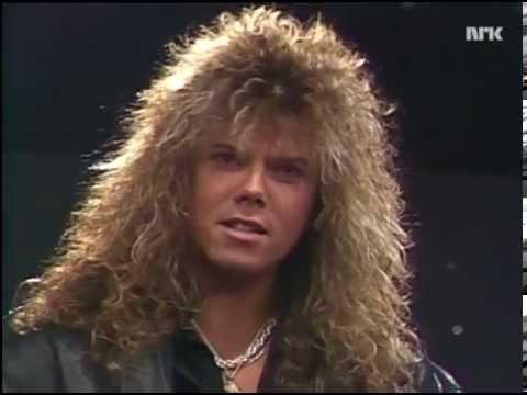 EUROPE - Blikkbåx Interview (1987) [full video]