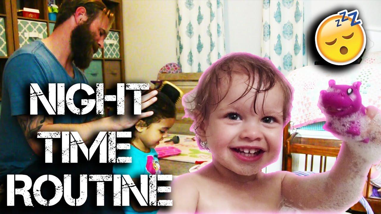 NIGHT TIME ROUTINE | 2017 🌷 - YouTube