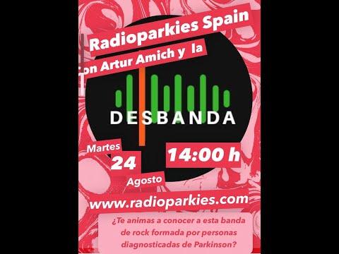 La Desbanda en Radio Parkies. Martes 24 de Agosto a las 14:00 horas